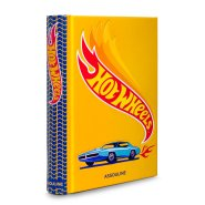 ASSOULINE Hot Wheels book, $50