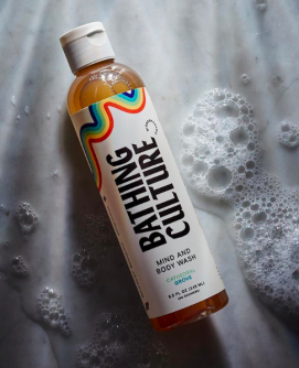 Bathing Culture Mind and Body Wash, $20