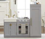 Pottery Barn Kids Chelsea All-in-1 Kitchen, $499