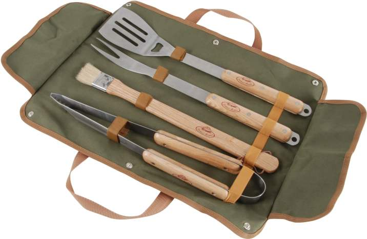 Esschert Design BBQ Tools, $46.99