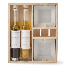 Williams Sonoma Dipping Oils Gift Set, $49.95