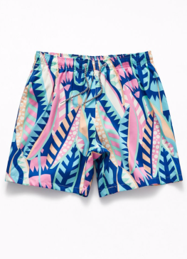 "PacSun Boardies On Board 16"" Swim Trunks"