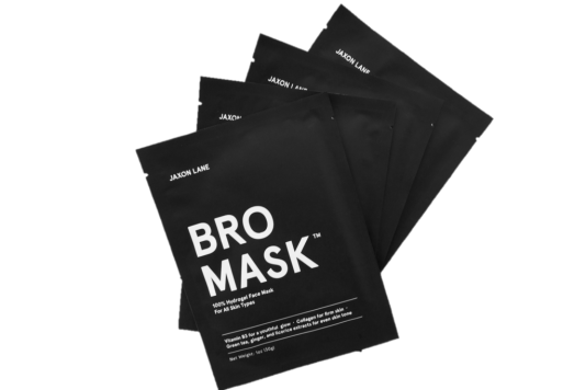 JAXON LANE 100% Hydrogel Bro Mask