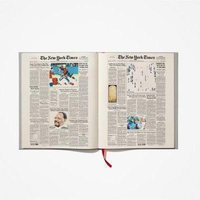 The New York Times Custom Birthday Book