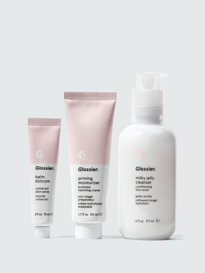 Glossier The Skincare Set