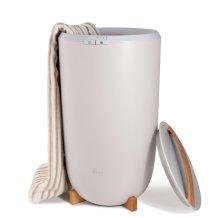 Zadro Ultra Large Luxury Towel Warmer White